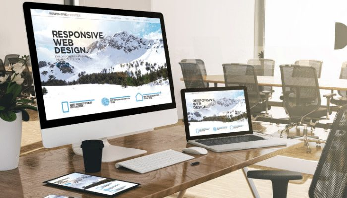 Web design for your sports centre - NGM Golf & Sports Consulting